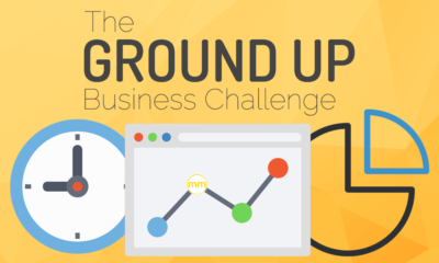 The Modern Marketer Blog - Ground Up Business Challenge